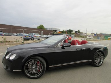 Bentley Continental 6.0 Speed W12 GTC 2dr - Image 1