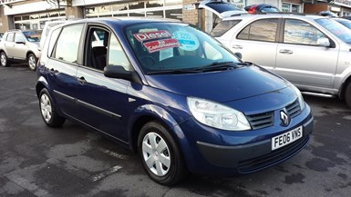 Renault Megane SCENIC 1.5 Diesel Authentique From - Image 1