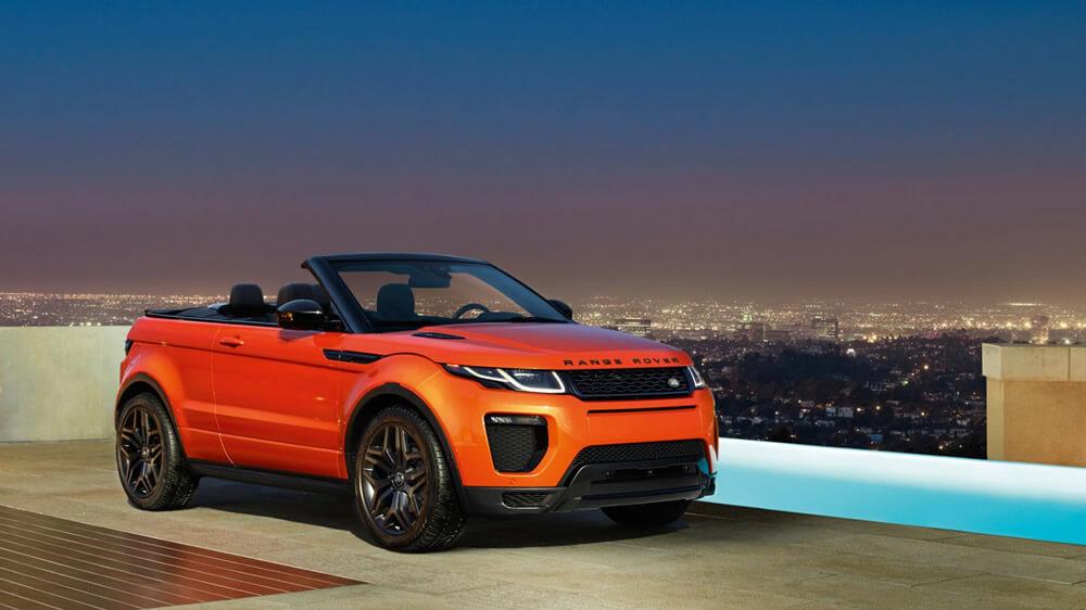 2016 Land Rover Range Rover Convertible