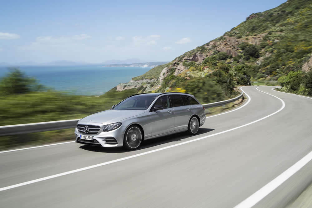 2016 Mercedes-Benz E-Class Estate