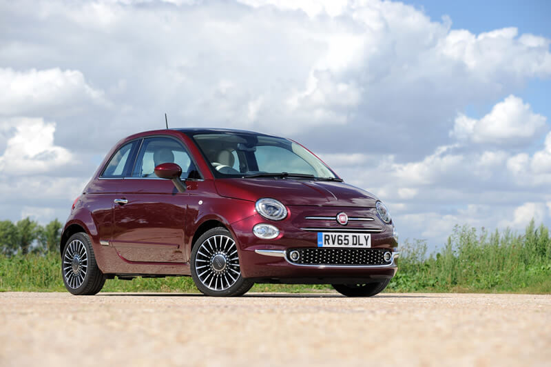 This month's affordable used car choice includes the Fiat 500