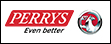 Logo of Perrys of Burnley