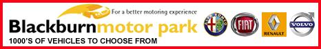 Blackburn Motor Park (Fiat Vol Ren Alfa)