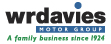 Logo of W R Davies Rhyl Ford