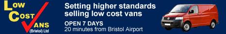 Low Cost Vans Bristol