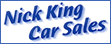 Logo of Nick King Car Sales
