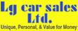 Logo of L G Car Sales