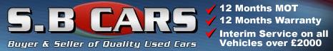 S B Cars