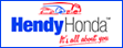 Logo of Hendy Honda Exeter