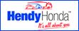 Logo of Hendy Honda Portsmouth