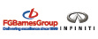 Logo of FG Barnes Infiniti Maidstone