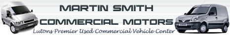 Martin Smith Commercial Motors