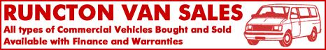 Runcton Van Sales