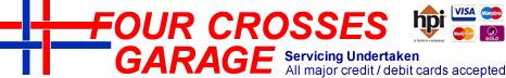 Four Crosses Garage