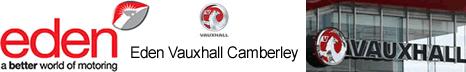 Eden Vauxhall Camberley