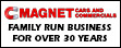 Logo of Magnet Cars and Commercials