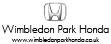 Logo of Wimbledon Park Honda