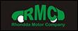 Logo of Rhondda Motor Company