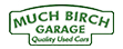 Logo of Much Birch Garage