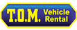 Logo of T.O.M Vehicle Rental  Mercedes