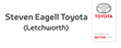 Logo of Steven Eagell Toyota Letchworth