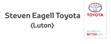 Logo of Steven Eagell Toyota Luton
