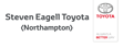 Logo of Steven Eagell Toyota Northampton