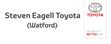 Logo of Steven Eagell Toyota Watford