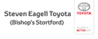 Logo of Steven Eagell Toyota Bishop's Stortford