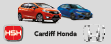 Logo of Cardiff Honda