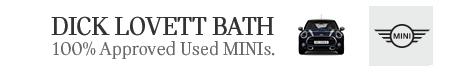 Dick Lovett Bath Mini