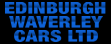 Logo of Edinburgh Waverley Cars