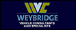 Logo of Weybridge Vehicle Consultants