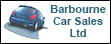 Logo of Barbourne Car Sales Ltd