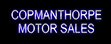 Logo of Copmanthorpe Motors