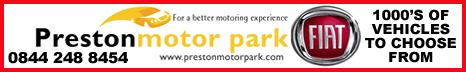 Preston Motor Park (Fiat Volvo & Lotus)