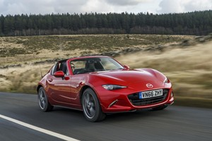 New Mazda MX-5 RF review
