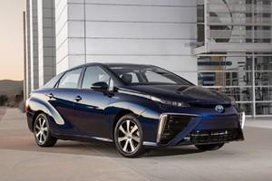 New Toyota Mirai review