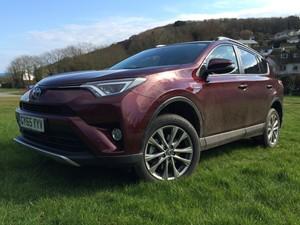 New Toyota  Rav4 review