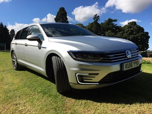 New VW Passat review