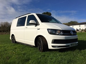 New VW Transporter T6 review