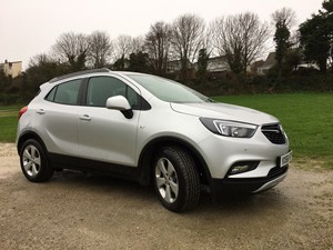 New Vauxhall Mokka X review