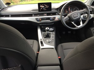 New Audi A4 review