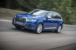 New Audi SQ7 review