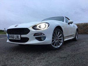 New Fiat 124 Spider review