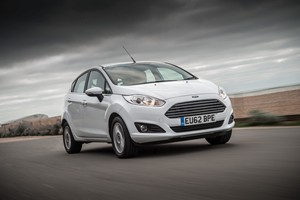 New Ford Fiesta review