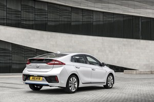 New Hyundai Ioniq review