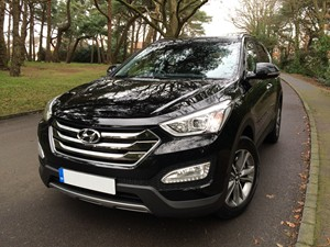 New Hyundai Santa Fe review
