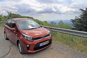 New Kia Picanto review