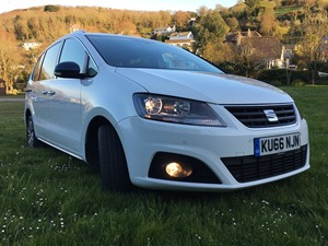New SEAT Alhambra review